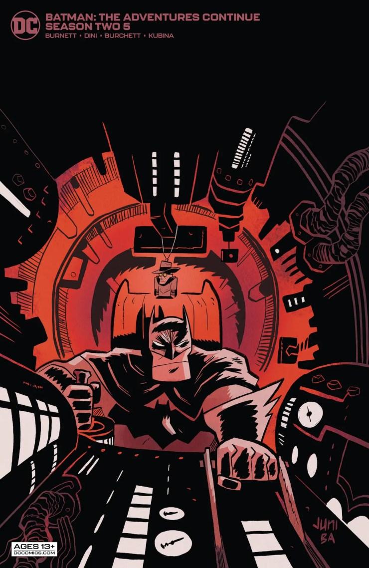 DC Preview: Batman: The Adventures Continue Season Two #5