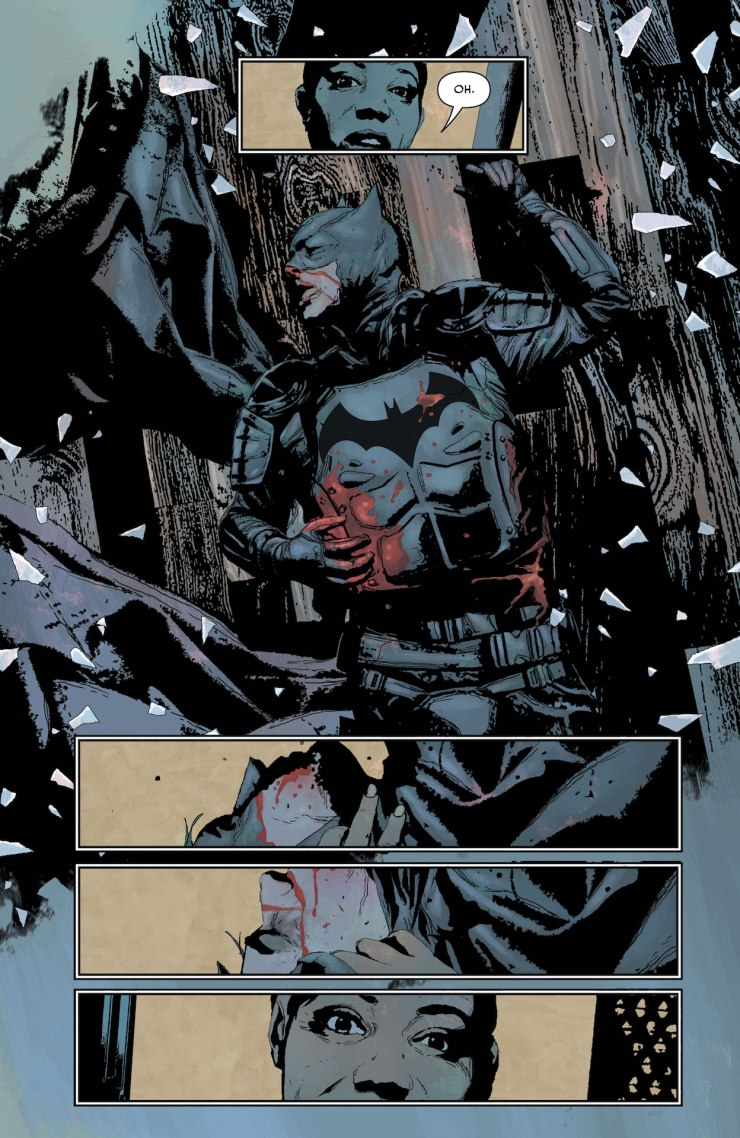 'Batman: The Imposter' #1 is a gritty look at a more realistic Bruce Wayne