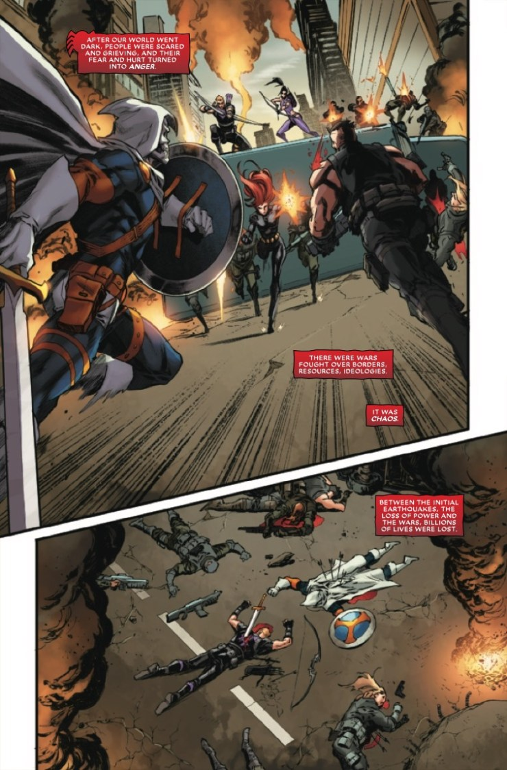 Marvel Preview: Dark Ages #2