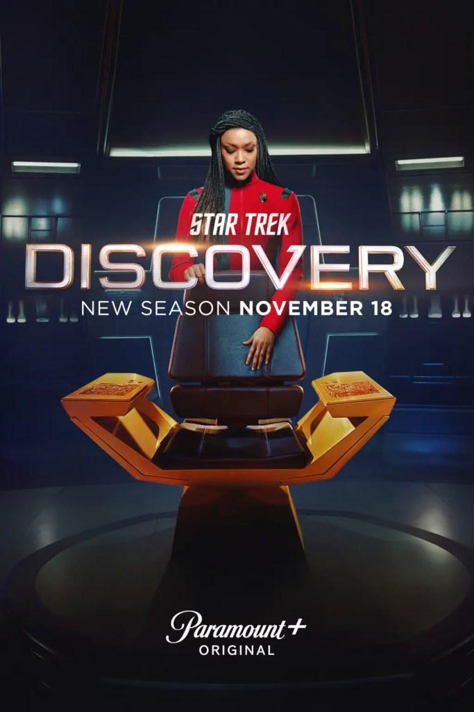NYCC '21: Captain Burnham is a wrecking ball in Star Trek: Discovery Season 4 trailer