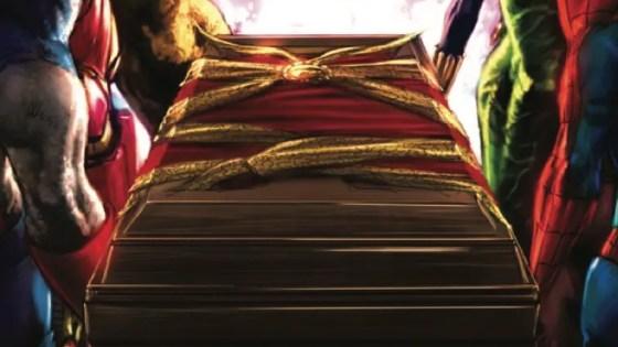 Marvel Preview: The Death of Doctor Strange #2
