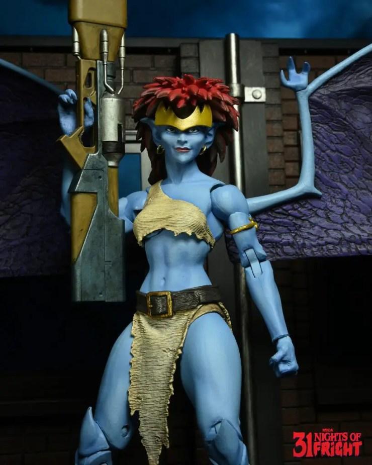 NECA Gargoyles: Demona figure revealed
