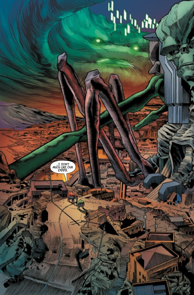Marvel Preview: Immortal Hulk #50
