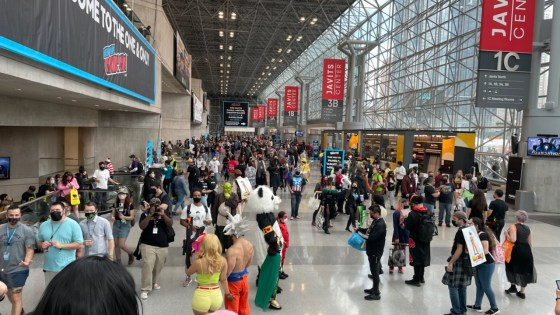 Creators reflect on NYCC '21 and the future of post-pandemic conventions