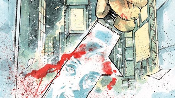 EXCLUSIVE AfterShock Preview: Maniac of New York, Vol. 1: The Death Train TPB