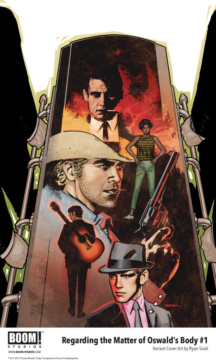 BOOM! Preview: Regarding the Matter of Oswald's Body #1