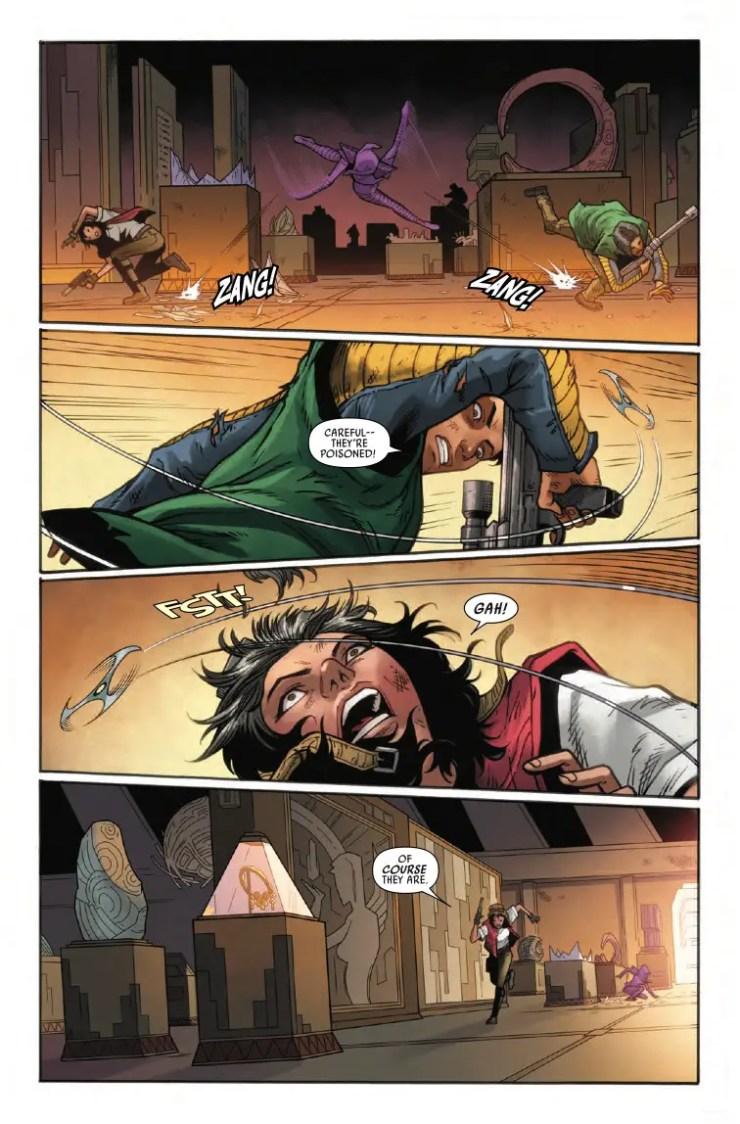 Marvel Preview: Star Wars: Doctor Aphra #15