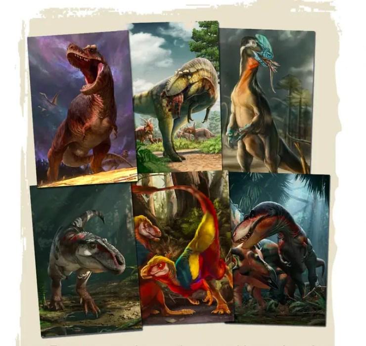 David Silva Beasts of the Mesozoic