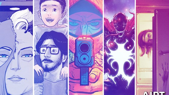 Fantastic Five: The best comics of the week of October 20, 2021
