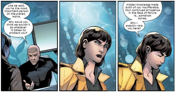 X-Men Monday #127 - Jordan D. White Discusses 'Inferno #1'