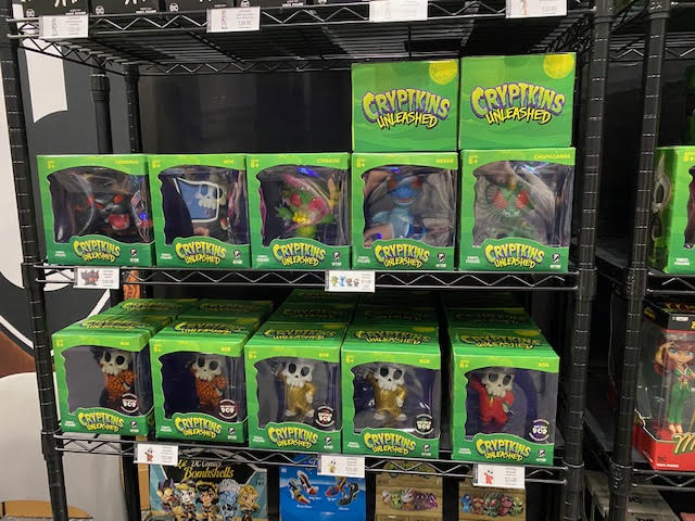 NYCC '21: Five of the coolest toys vendors are selling