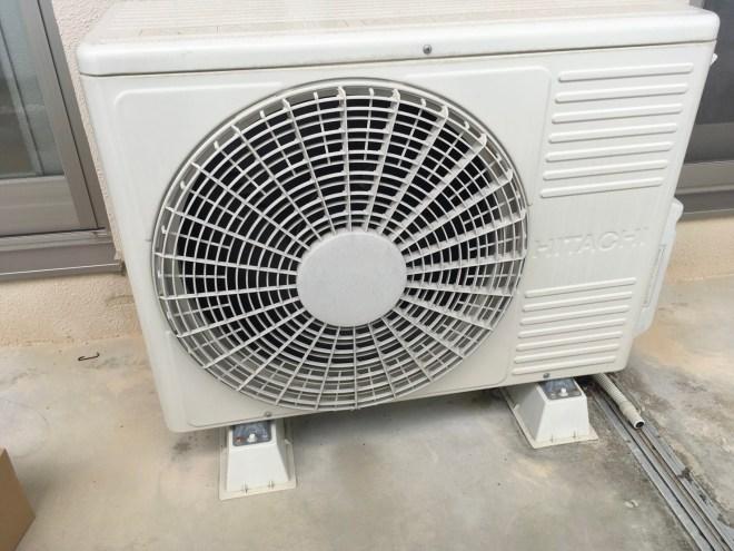 日立製ルームエアコンの画像