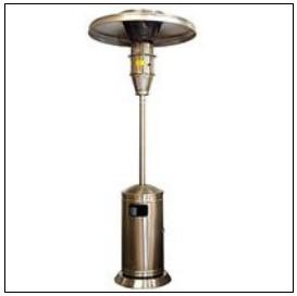 outdoor patio heater rental coolers