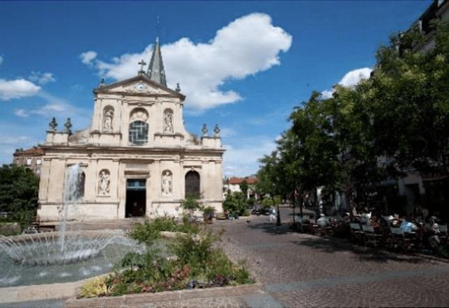 L'église Saint-Pierre-Saint-Paul de Rueil-Malmaison