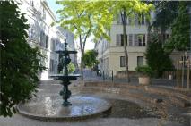 Fontaine de centre ville