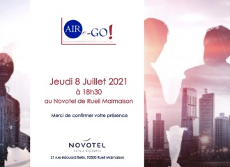 Evenement AIR e-GO ! 8 juillet 2021