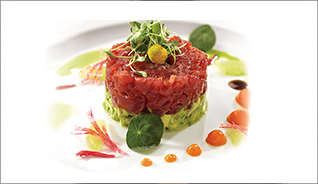 Tuna Tartare Yelp and Facebook