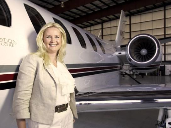 Denise Wilson & Desert Jet