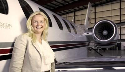 Denise Wilson Desert Jet