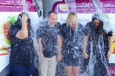 Air Gourmet Funniest ALS Challenge Video