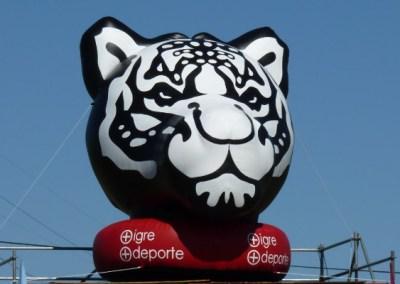 Mascota Más Tigre (Municipio de Tigre)
