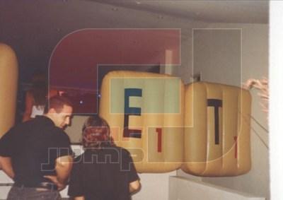 Letras de Scrabel (Fiesta AET)