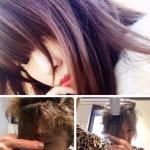 【お悩み解決】簡単に前髪のクセを伸ばして自然なストレートに直す方法。