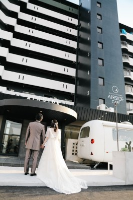 AIRSIDE | WEDDING PARTY