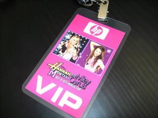 VIP専用の便利なカードもある