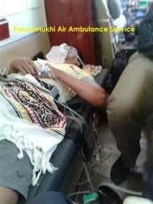 Charterd air ambulance from Delhi in Medical Emergency