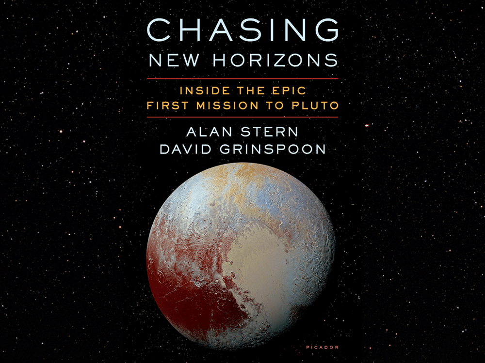 Chasing New Horizons Inside the Epic First Mission to