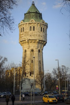 A decent water towers from Budapest