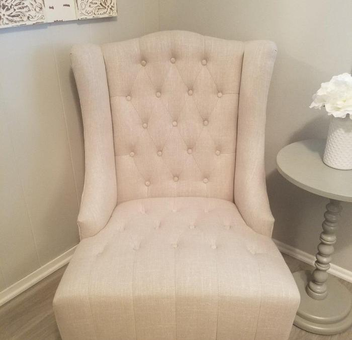 [Review] Clarice Tall Wingback Accent Chair