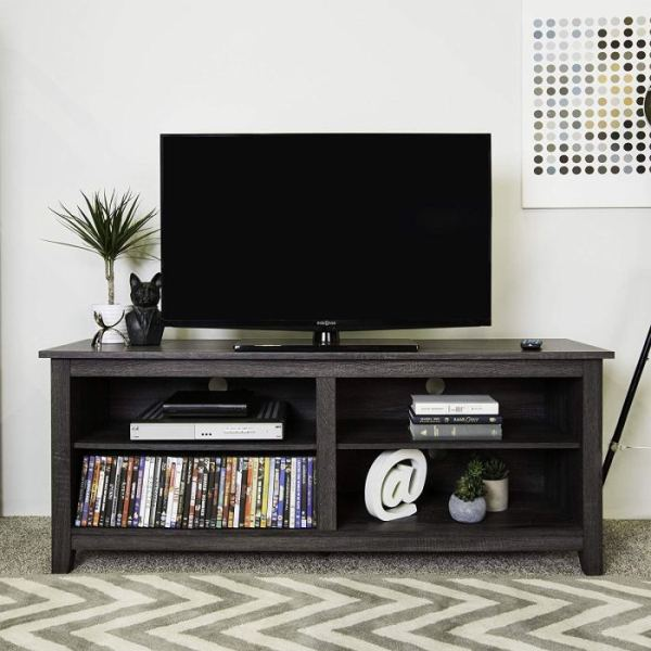 [Review] 58 Inch Wood TV Stand By WE Furniture