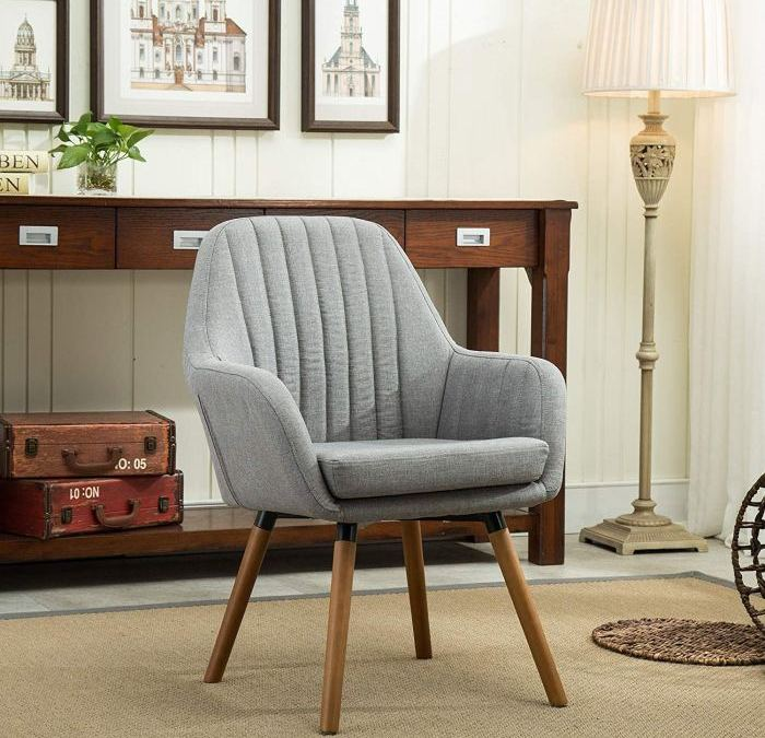 [Review] Roundhill Furniture Tuchico Contemporary Fabric Accent Chair