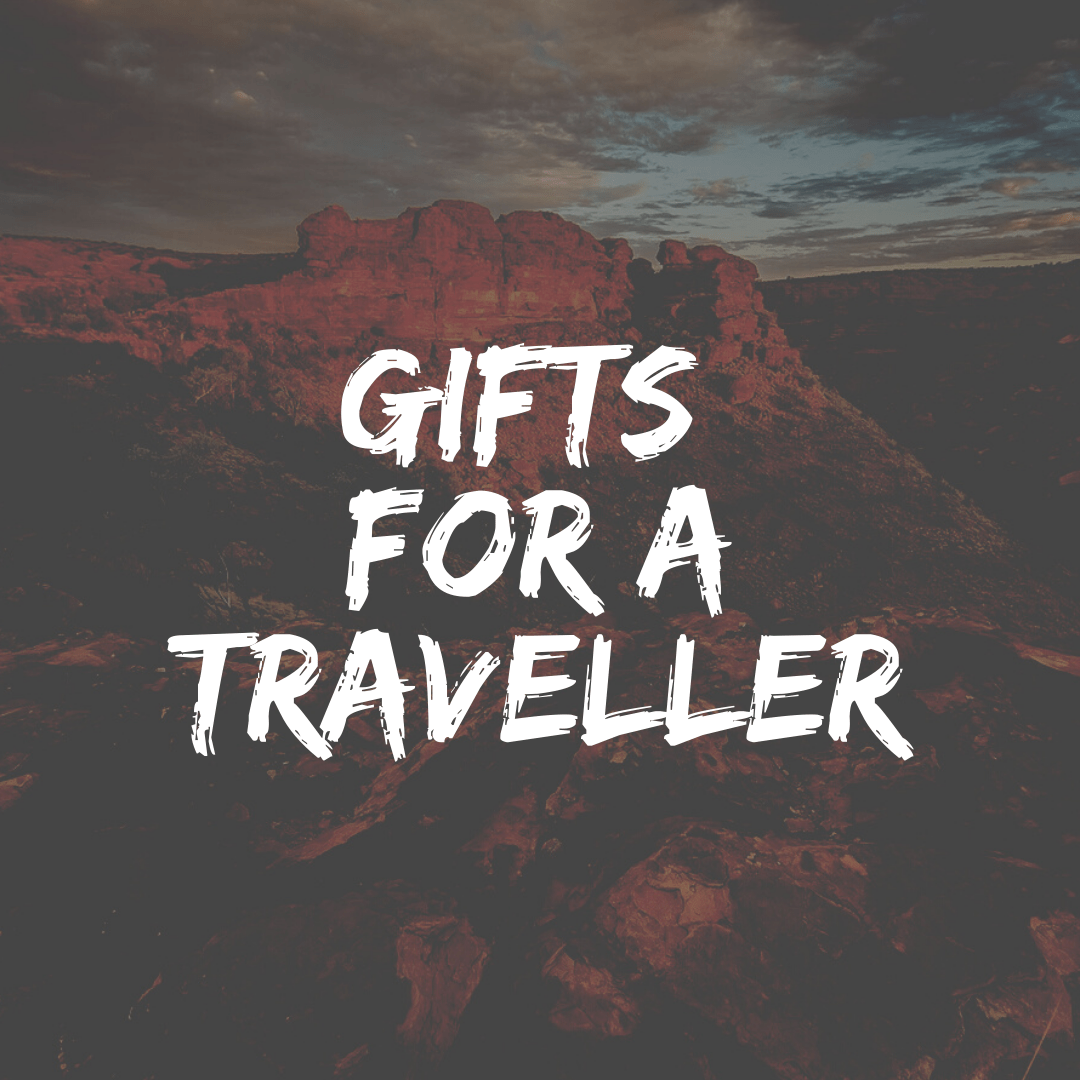 Gifts for a Traveller via @airborneforanimals