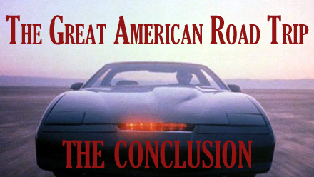 The Great American Road Trip (Part 6)
