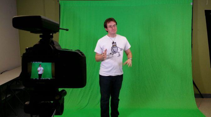 Back in the studio. New YouTube stuff coming soon!