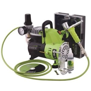 Grex AC1810 Airbrush Compressor Review