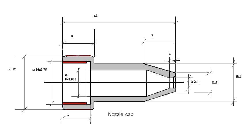 A Few Examples of HomeMade Airbrush Gun