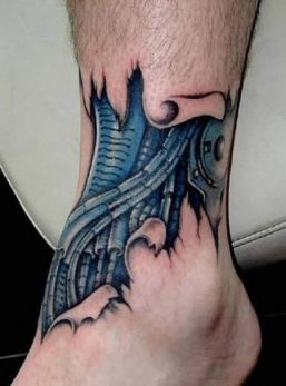 3D-tattoo-foot