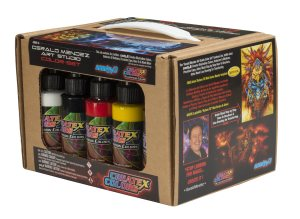 Airbrush Colors Water-Based – airbrushinfo net