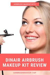 dinair airbrush makeup kit review