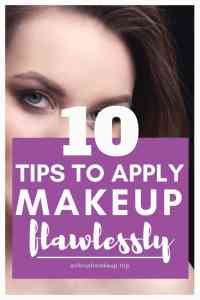 10 tips to apply airbrush makeup flawlessly