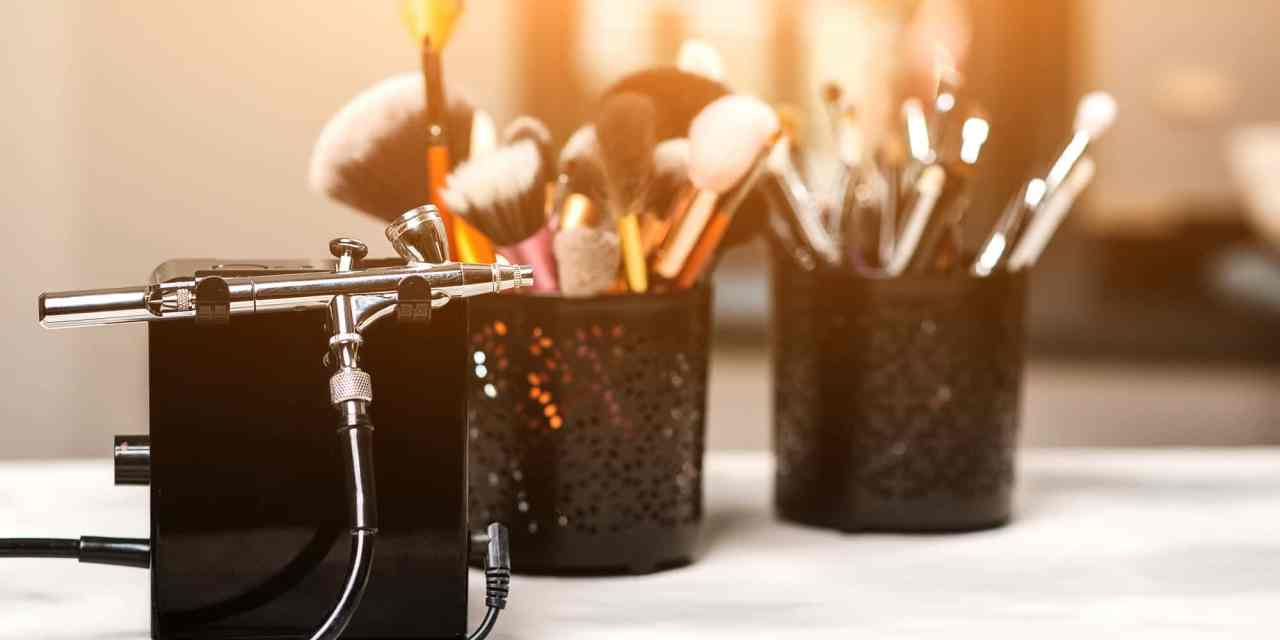 Gear Up Your Makeup Gear: How to Build Your Airbrush Kit