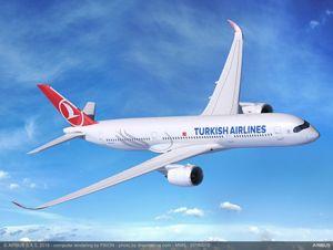 Turkish Airlines відмовилася від планів літати до Івано-Франківська