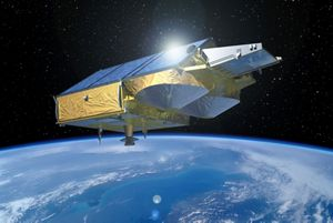 Happy birthday to a cool satellite - Space - Airbus