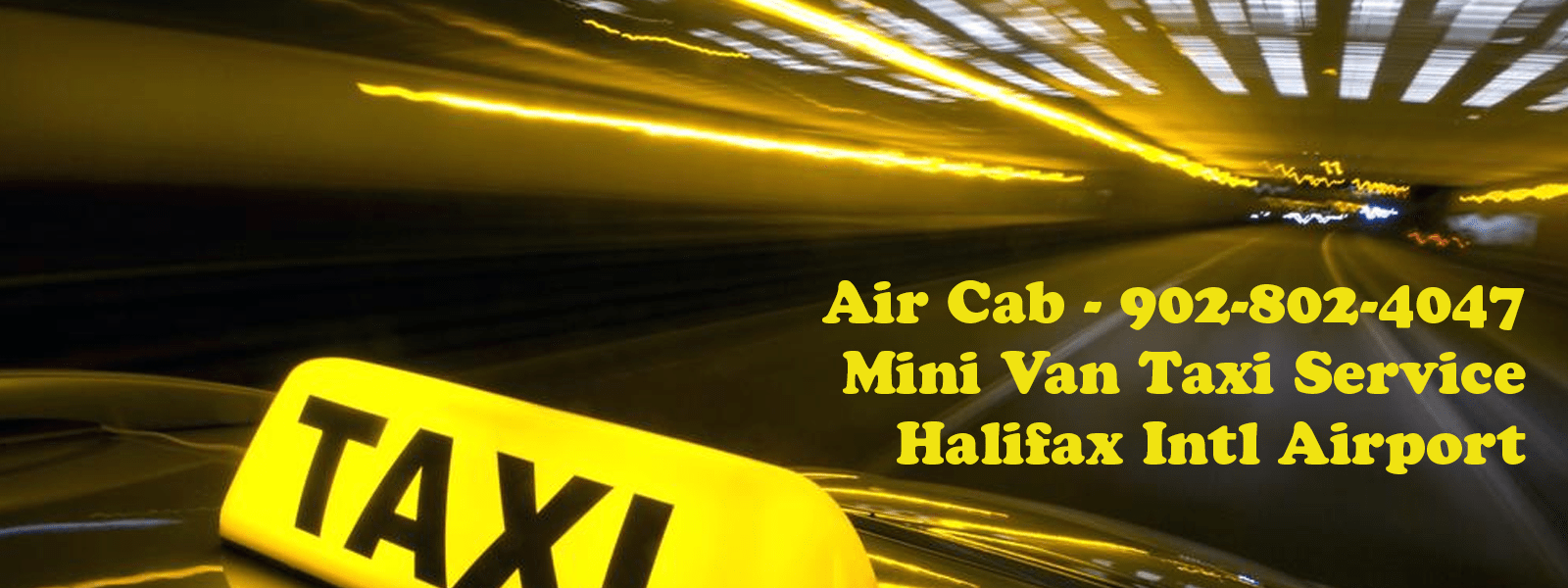 Air Cab Service Halifax NS