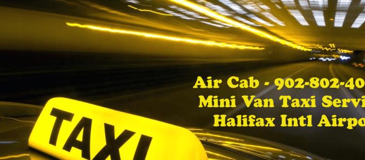 Air Cab Service Halifax NS
