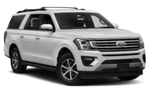 White Ford Expedition Max